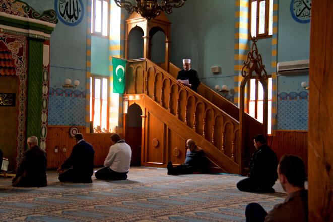 La mosquée Osman Pacha de Trebinje © Laurent Geslin