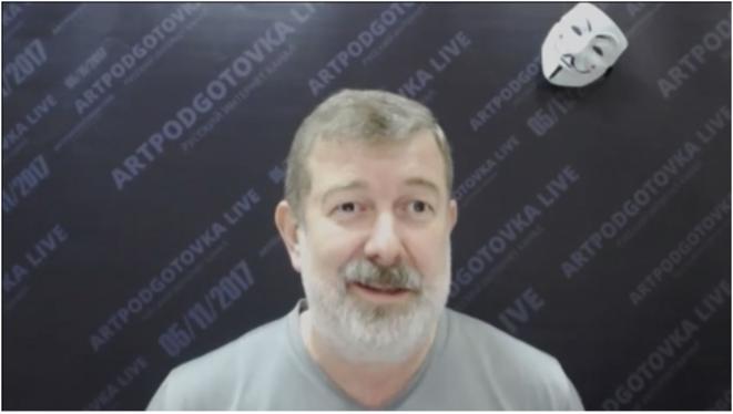 Le blogueur et youtubeur Maltsev