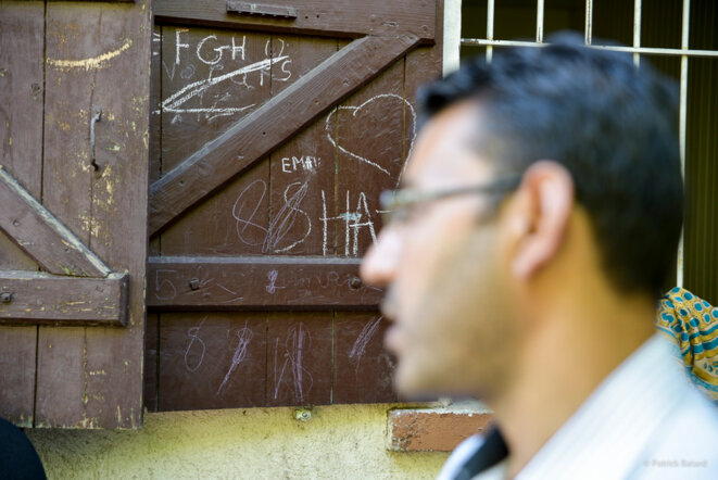Redonner un visage aux expulsés syriens de Toulouse © Patrick Batard