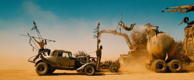 """Mad Max : Fury Road"" de George Miller © DR"