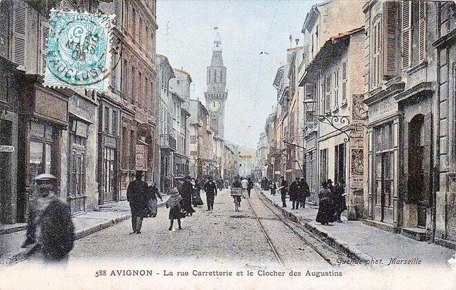 Avignon sans le festival