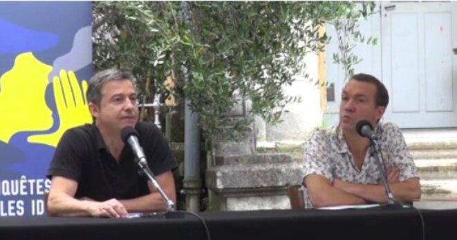 Débat enregistré le 12 juillet 2016.