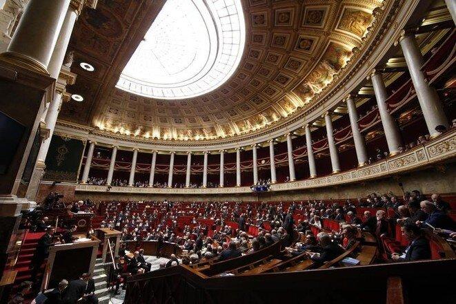 L'Assemblée a validé une série de nouvelles mesures antiterroristes © Reuters