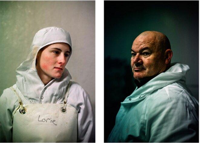 Les travailleurs de l'ombre © Stéphane Lavoué et Catherine Le Gall / La France VUE D'ICI