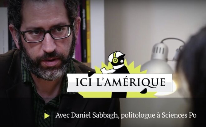 Entretien avec Daniel Sabbagh, vidéo accessible dans l'article