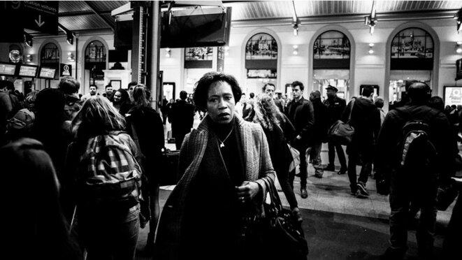 Gare Saint-Lazare, 2016 © Fred Stucin / La France VUE D'ICI