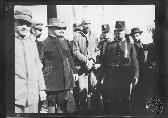 Tripoli, 22 décembre 1911 © Bibliothèque nationale de France