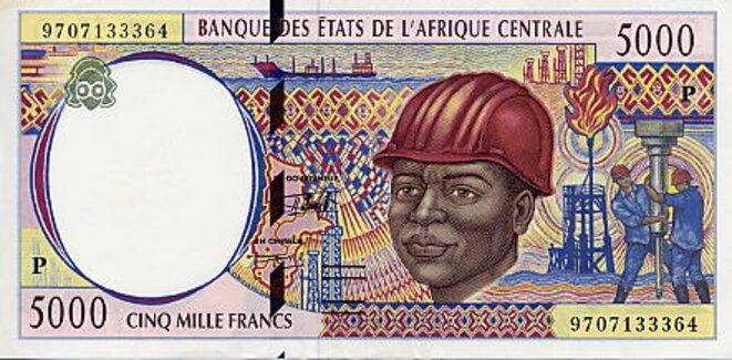tchad-5000-francs-1997-recto