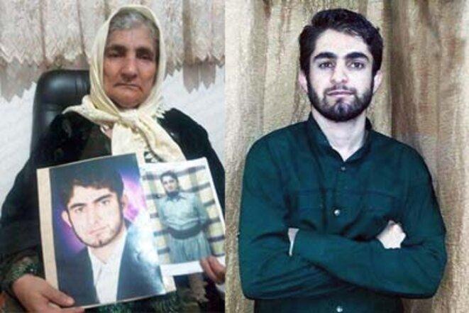 Shaharam Ahmadi issu de la minorité kurde est parmi les prisonniers sunnites exécutés. © cnri