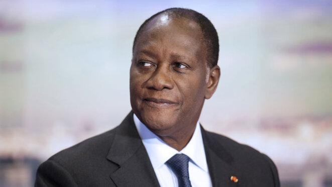 Ouattara tient à la création d'un poste de vice-président — Côte d'Ivoire