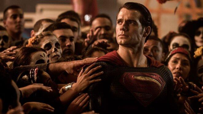 """""""Batman v Superman : l""""aube de la justice"""" de Zack Snyder © Warner Bros."""