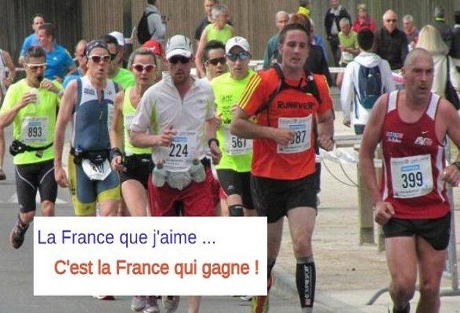 La France qui gagne ... © Pierre Reynaud