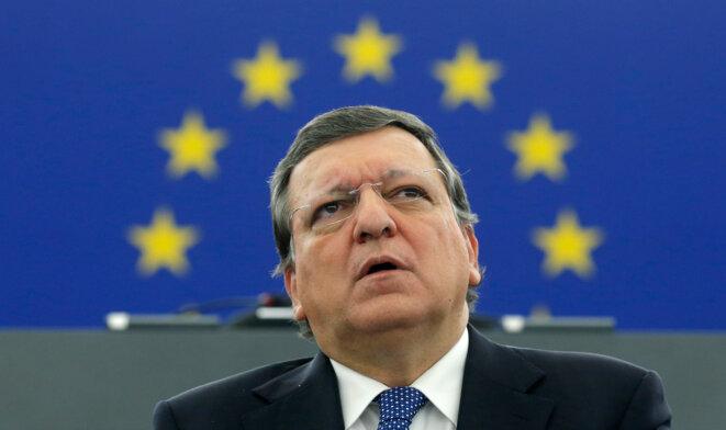 José Manuel Barroso © Reuters