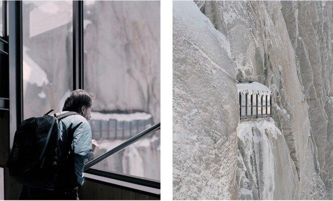 Aiguille du midi © Mathieu Farcy / La France VUE D'ICI