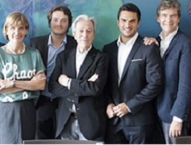 Les actionnaires d'AMR