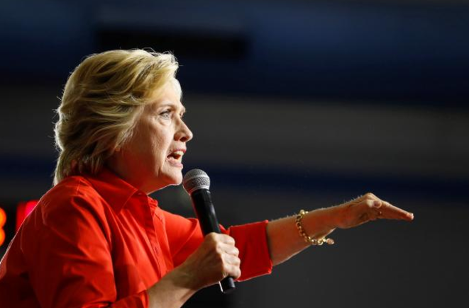 Hillary Clinton © Reuters