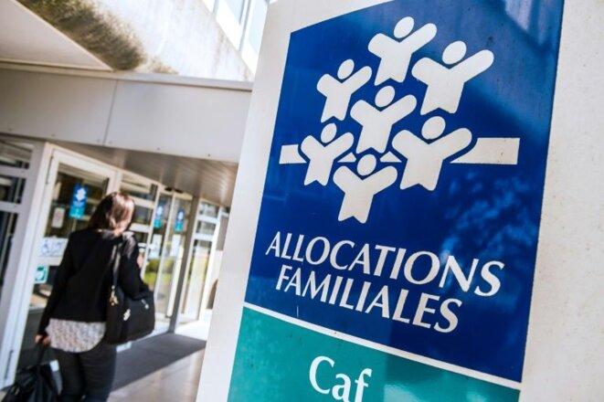 Les caisses d'allocations familiales, chargées du versement des APL © Reuters