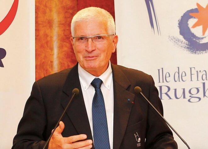Jean-Louis Boujon © Comité Île-de-France de rugby
