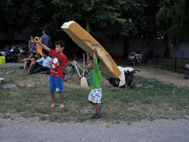 Montreuil - 16 août 2016 © Gilles Walusinski