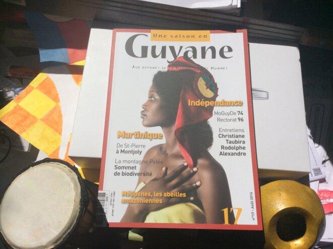Une saison en Guyane. Août 2016.