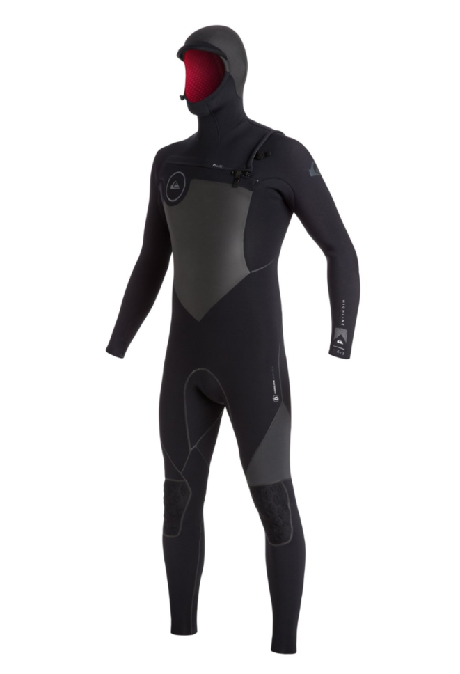 Figure 5. Un burkini pour homme ? Non : une tenue de surf masculine commercialisée par la firme Quiksilver. (DR)