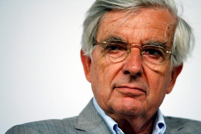 Jean-Pierre Chevènement. © Reuters
