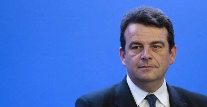 Le député des Hauts-de-Seine Thierry Solère © Reuters