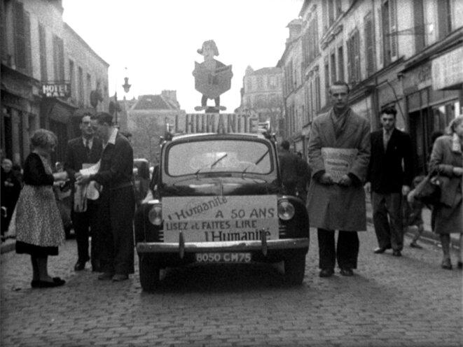 La Terre fleurira, Henri Aisner, 1954. Coll. Ciné-Archives