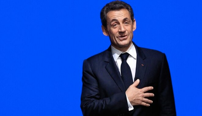 Reuters / Jean-Paul Pelissier © Nicolas Sarkozy