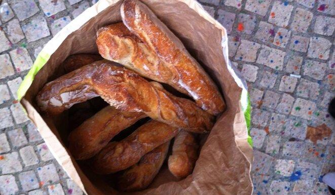 Montreuil, 5 septembre 2016. La conquête du pain. © Christophe Ruggia