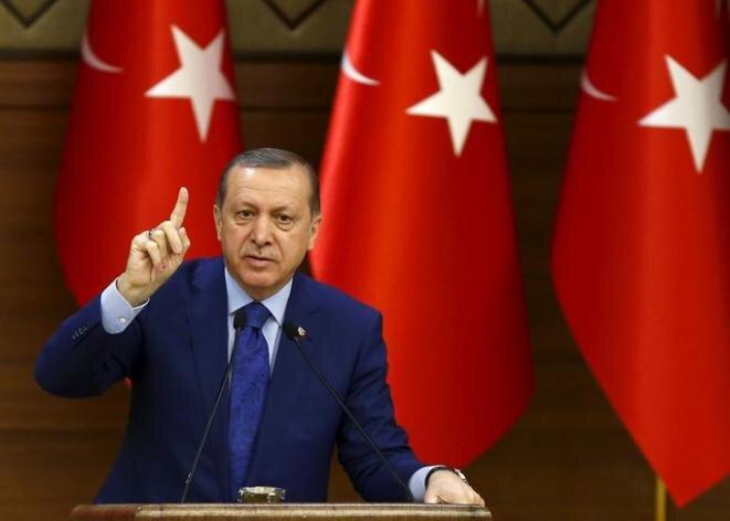 """Erdogan pidió, el 1 de septiembre, """"acelerar"""" el proceso de limpieza de la administración. © Reuters"""
