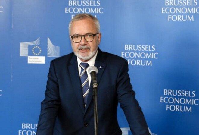 El alemán Werner Hoyer, a la cabeza del Banco Europeo de Inversiones (BEI).