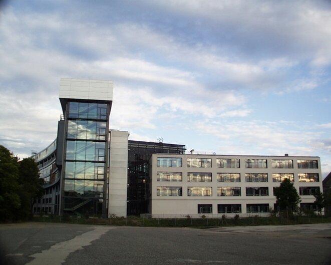 L'Institut Max-Planck d'anthropologie évolutionniste de Leipzig