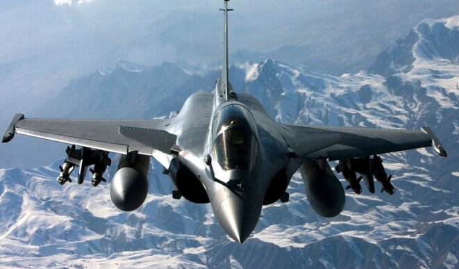 Le Rafale © Dassault Aviation