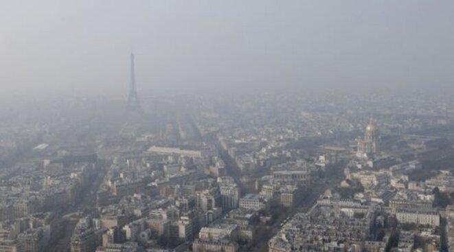 Paris, le 18 mars 2015 (Gonzalo Fuentes/Reuters)