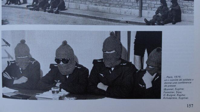 Photo parue dans Universalia 1976 [supplément annuel de l'Encyclopaedia Universalis]