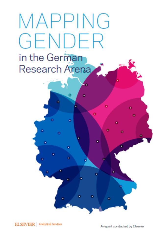 Allemagne: situation de la femme en recherche scientifique © Elsevier
