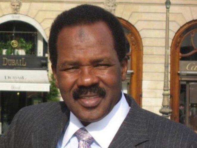 Bachir Saleh, l'ancien directeur de cabinet de Kadhafi