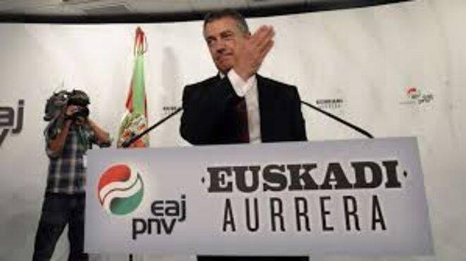 Urkullu pourrait gouverner sans demander l'appui de quiconque. © Europa Press