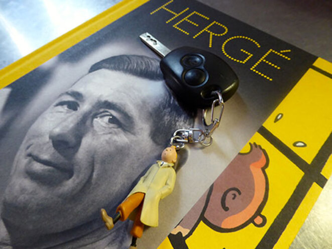 herge-catalogue