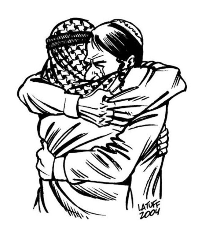 juif-hugging-musulman