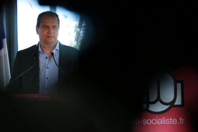 Jean-Christophe Cambadélis en août 2015. © Reuters
