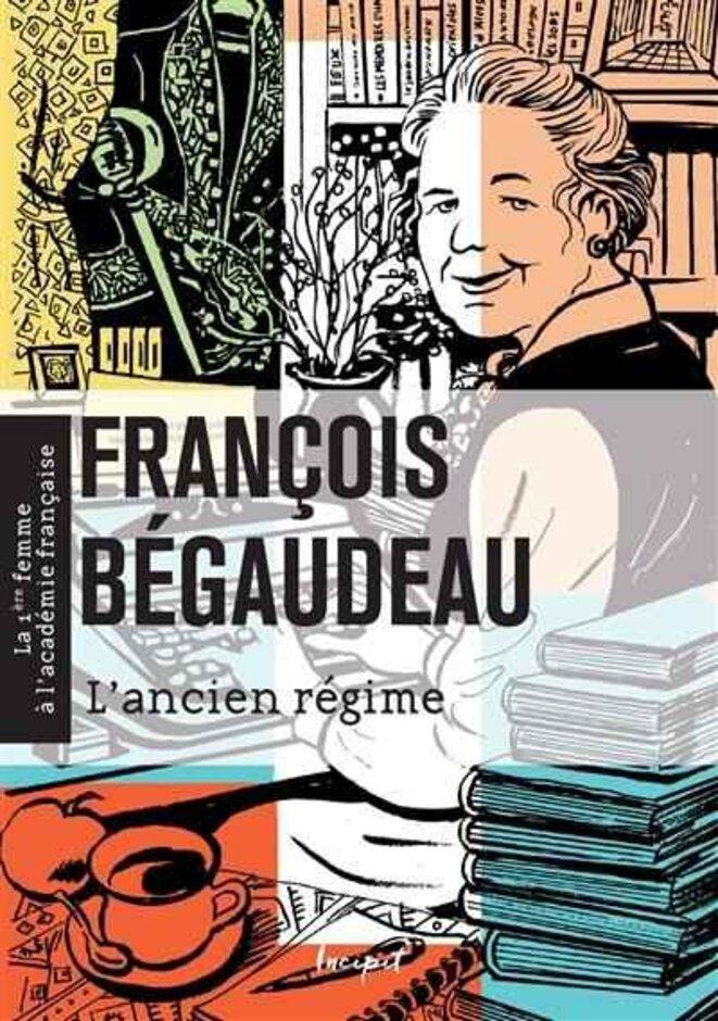 L'ancien régime de François Bégaudeau © Éditions Steinkis