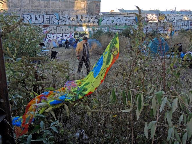 Montreuil, 5 octobre 2016. Golano, 70 ans © Gilles Walusinski
