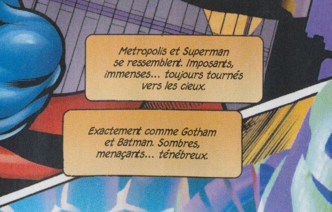 Superman Univers, hors-série août 2016, DC comics