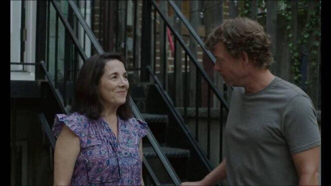 Brooklyn Village : la locataire et le propriétaire ...
