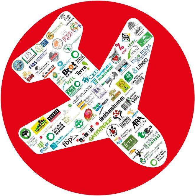Détails de la plateforme : https://france.attac.org/se-mobiliser/changeons-systeme-pas-climat/article/compenser-les-emissions-de-l-aviation-n-est-pas-a-la-hauteur-du-defi-climatique