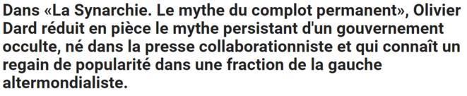 capture-synarchie
