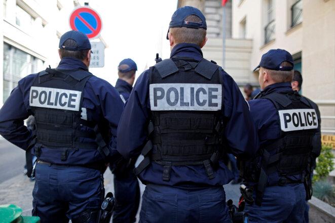 La colère monte dans les rangs de la police   Mediapart