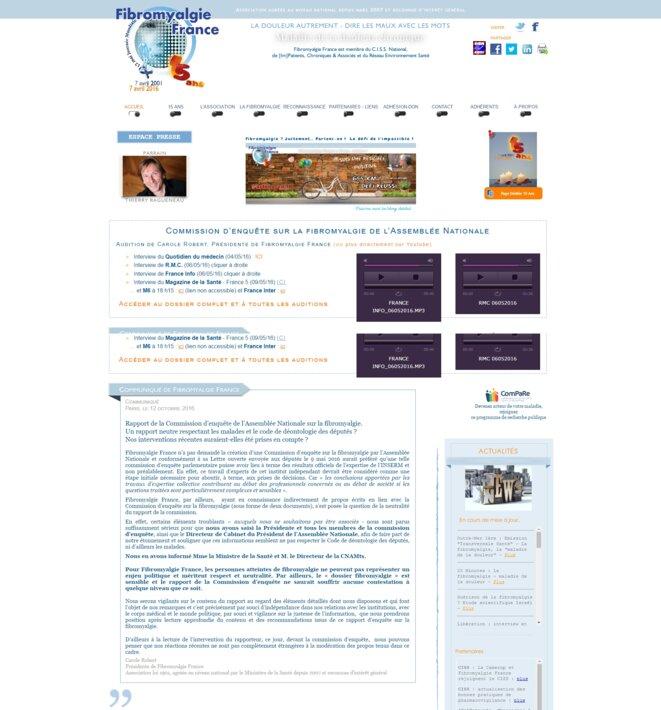 Fibromyalgie France - une commission d'enquête rendu caduque pour le biens des patients ??? © moi